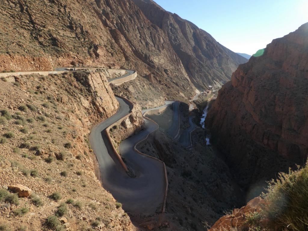 Vom Atlas nach Marrakech und weiter…