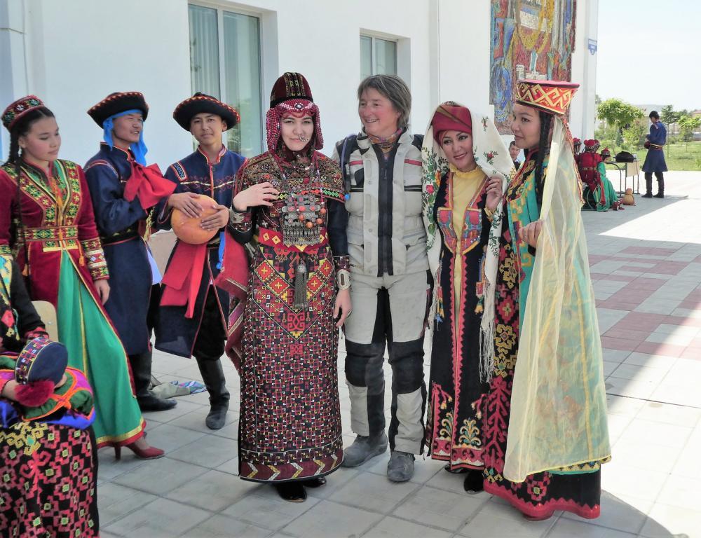 Usbekistan – Kunst und Kultur