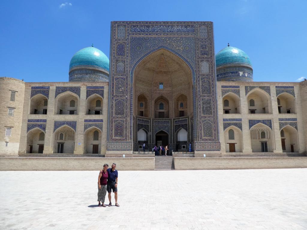 1001 Nacht Romantik – aber auch harter Alltag in Usbekistan