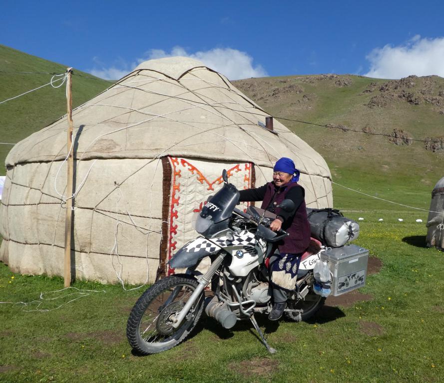 Kirgisien – das Land der Jurten