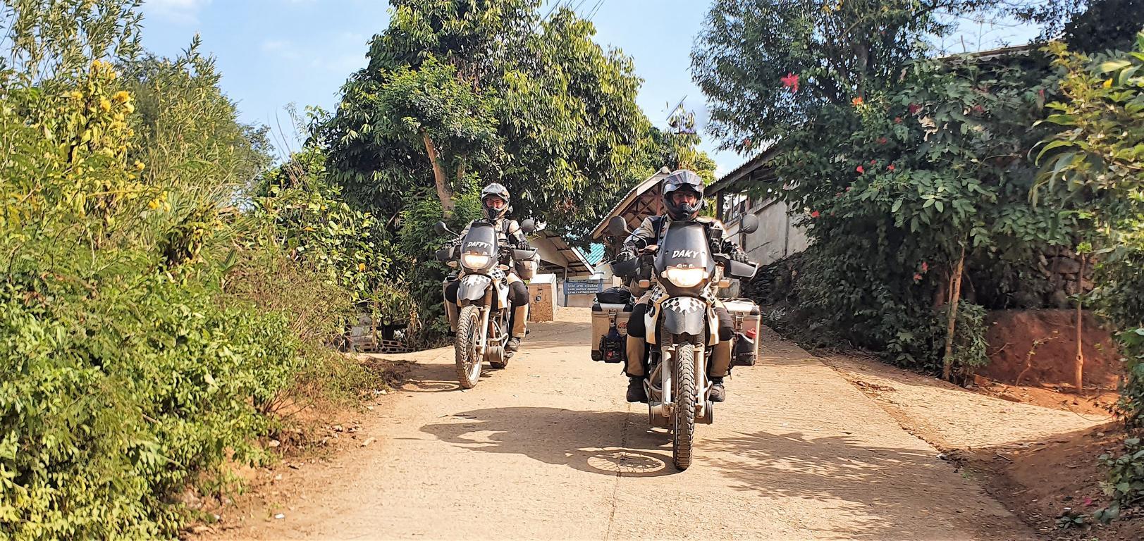 Chiang Mai und das superschöne Umland