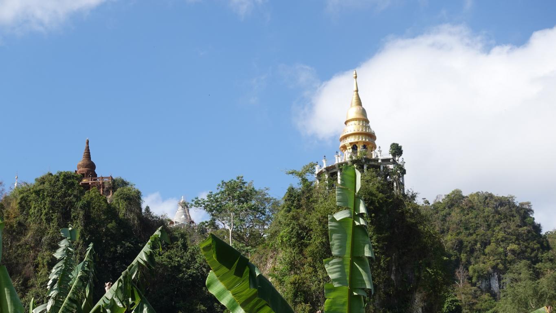 Ein Blick zurück auf Thailand