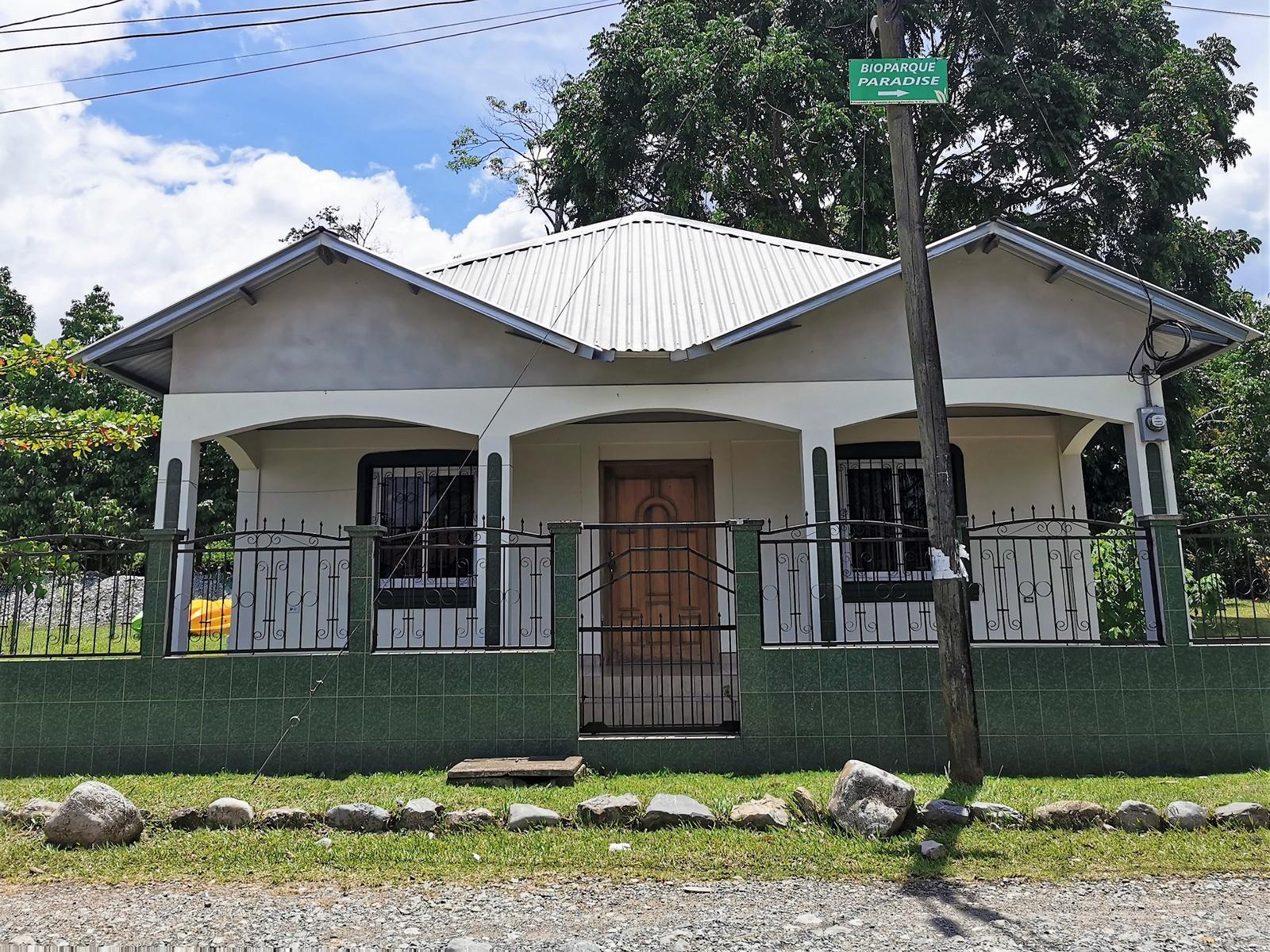 Wir haben ein Haus in Honduras