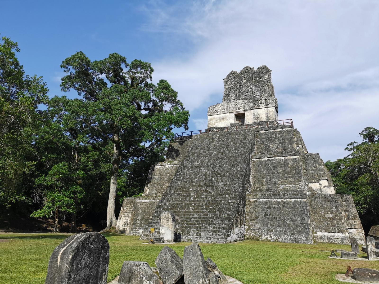 Die Maya und die Natur